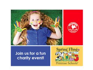 "Primrose School hosts ""Spring Fling"""