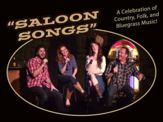 The Music Box Theater Presents Saloon Songs