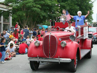Round Rock Frontier Days Celebration July Fourth Parade Independence Day