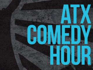 ATX Comedy Hour Logo Facebook - 2014