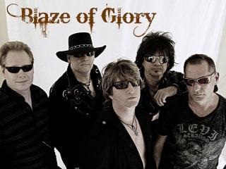 Bon Jovi tribute band Blaze of Glory