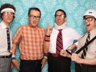 Austin Photo Set: Events_Spazmatics_CedarSt_Dec2012