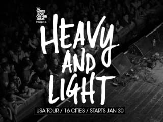 """To Write Love on Her Arms """"Heavy and Light"""" 2013 Tour"""