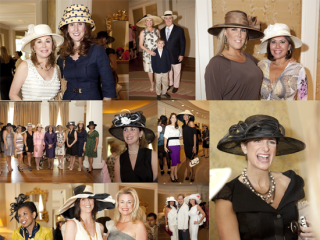 Hats Off to Mothers Luncheon benefiting Easter Seals Greater Houston