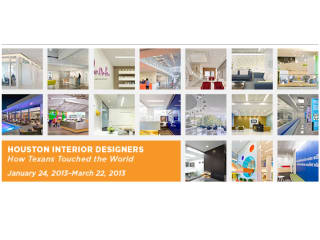 Art opening reception: Houston Interior Designers – How Texans Touched the World