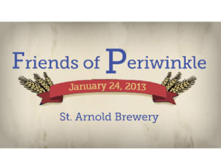 """Friends of Periwinkle's """"An Evening of Hops and Hamburgers"""""""