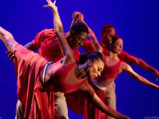 MECA presents the Dallas Black Dance Theatre