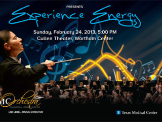 """Texas Medical Center Orchestra presents """"Experience Energy Concert"""""""