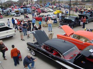 The Heritage at Towne Lake Car Show