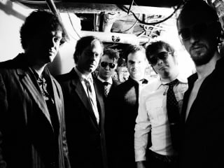 Electric Six in concert with Gabriel the Marine and DuneTX