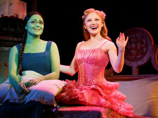 Gexa Energy Broadway at the Hobby Center presents Wicked