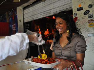 The Women's Home Third Annual Crawfish Boil