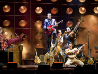 Austin photo: events_ryan_million dollar quartet_bass concert hall_april 2013_musical