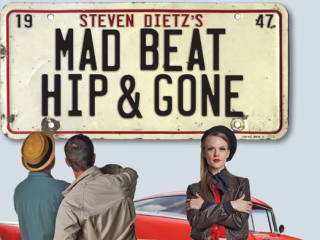 Austin photo: events_ryan_zach theatre_mad beat hip and gone_mar 2013_mad beat hip and gone