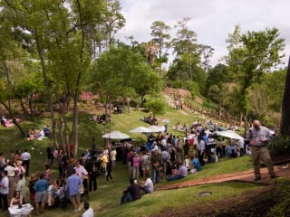 Brenner's on the Bayou's 2013 Wine Fest