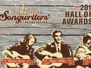 Austin Photo Set: Events_Texas Heritage Songwriters Hall of Fame_ACl Live_March 2013