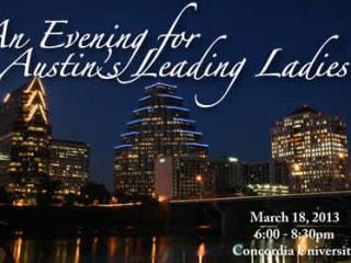 Austin Photo Set: Events_Austin Leading Ladies_Concordia_Mar 2013