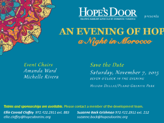 Evening of Hope Gala