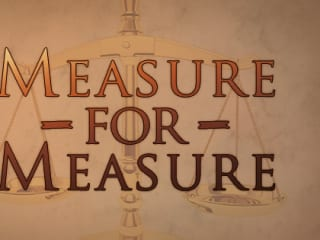 Baker Shakespeare presents Measure for Measure