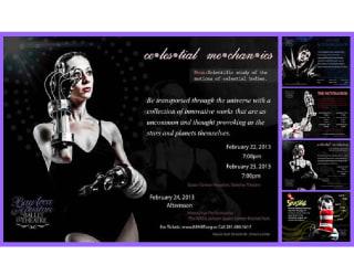 "Bay Area Houston Ballet and Theatre's ""Celestial Mechanics"""