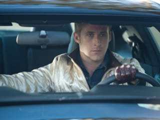 Ryan Gosling in Nicholas Winding Refn's film Drive