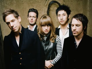 The Airborne Toxic Event, band
