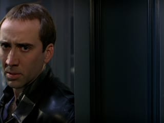 Nicholas Cage and John Travolta in John Woo's Face Off for Tough Guy Cinema