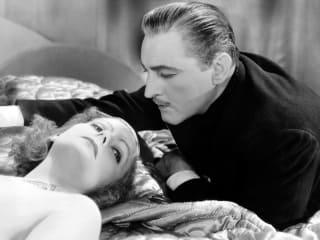 Greta Garbo and John Barrymore in Grand Hotel at the Cinema Club