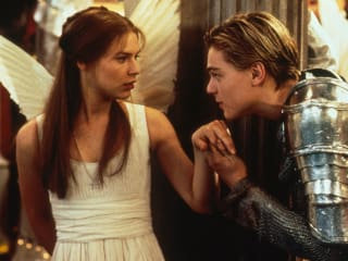 Leonardo DiCaprio Claire Danes in Romeo and Juliet Bangarang