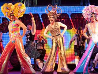 Broadway Across America Priscilla Queen of the Desert the Musical