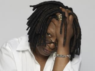 Actress and entertainer Whoopi Goldberg