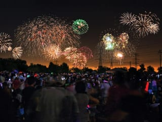 "Sugar Land's Fourth of July ""Star Spangled Celebration"""
