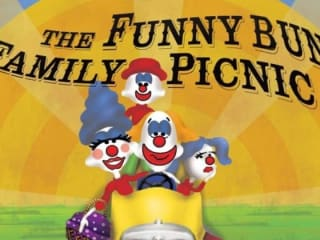 Funnybun Family Picnic poster at Long Center