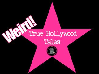 Weird True Hollywood Tales logo