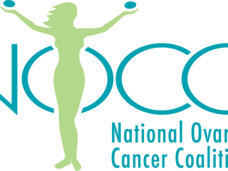 National Ovarian Cancer Coalition logo