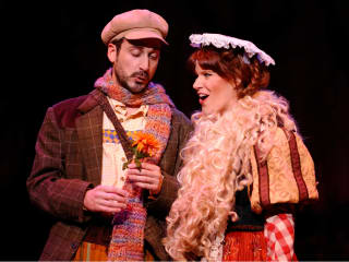Into the Woods at Lyric Stage in Irving