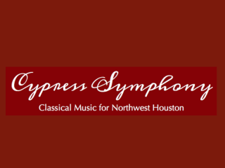 Cypress Symphony's Inaugural Fundraising Dinner