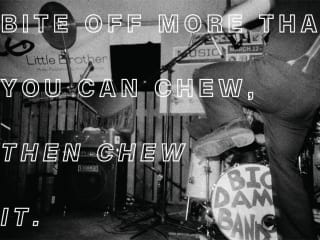 lindsay Hutchens bit off more than you can chew gallery show