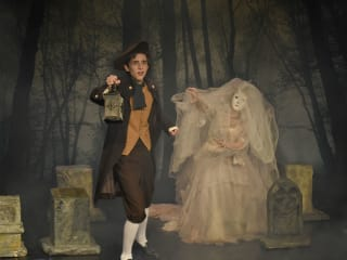 Dallas Children's Theater presents The Ghosts of Sleepy Hollow