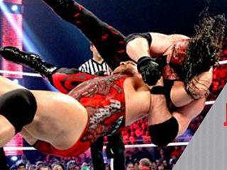 WWE Monday Night Raw promo Ryback shellshocking Kane