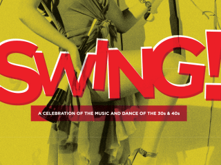 Summer Stock presents Swing! at the Long Center