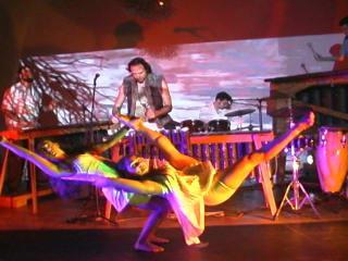 Austin Meets Zimbabwe marimba music and dance performance at Rattletree