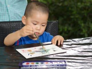 Texas Children's Art Festival