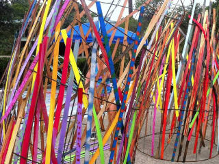 Art opening reception: Funnel Tunnel by Patrick Renner