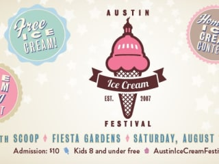 7th Annual Ice Cream Festival banner
