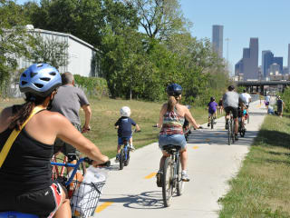 Houston Heights Association's Eighth Annual Bicycle Rally & Scavenger Hunt