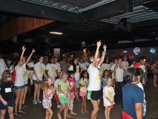 Libbie's annual birthday bash celebration with kids