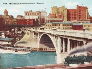 Preservation Houston Walking Tour: Allen's Landing