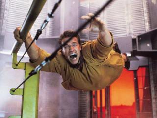 Arnold Schwarzenegger in Total Recall