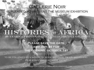 Gallerie Noir presents Histories in Africa
